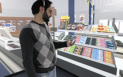 Read about Virtual Supermarket